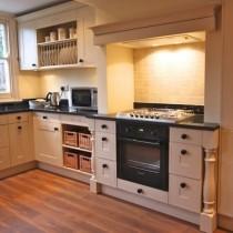欧式厨房吧台装修设计图片5