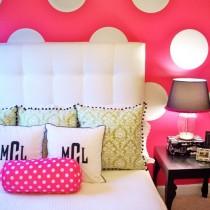 简约小卧室床装饰图片5