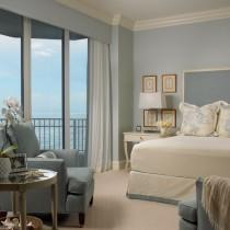 2013最新现代简约卧室装修效果图5