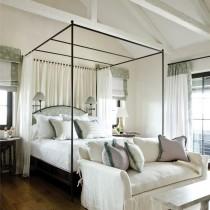 2013最新现代简约卧室装修效果图3
