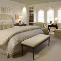 19平米卧室装修效果图4