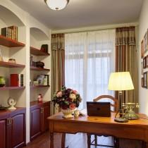 简约书房装修设计图3