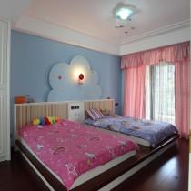 儿童房卧室窗帘图6