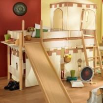 儿童房卧室窗帘图4