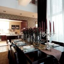 欧式客厅装潢设计图欣赏2