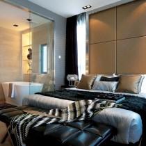 欧式客厅装潢设计图欣赏1