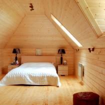 阁楼卧房设计5