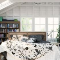 阁楼卧房设计4