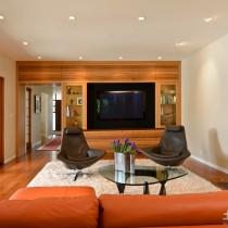 家装客厅电视背景墙效果图大全9
