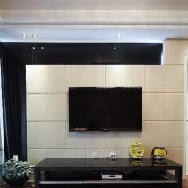家装客厅电视背景墙效果图大全6