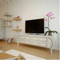 家装客厅电视背景墙效果图大全1