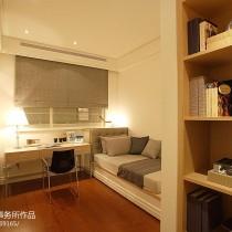现代简约风格客厅沙发装修效果图大全2013图片16
