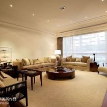 现代简约风格客厅沙发装修效果图大全2013图片5