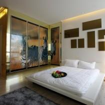 2013简约客厅吊灯造型设计4