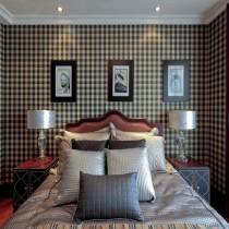 欧式风格客厅水晶吊灯图片欣赏4