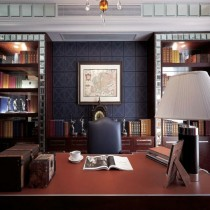 欧式风格客厅水晶吊灯图片欣赏3
