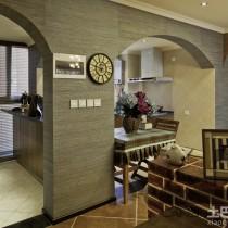 日式风格客厅吊顶装修效果图欣赏6