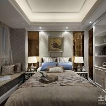 现代风格装修样板房设计11