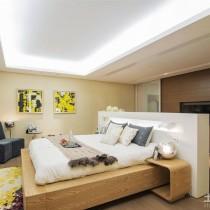 现代风格装修样板房设计1