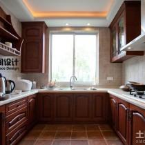 豪华美式别墅客厅装修效果图15