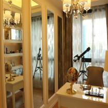 简欧两居室卧室装修效果图3
