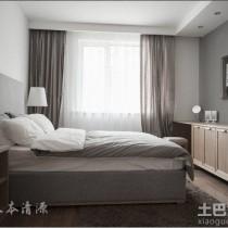 日式简约小户型室内装修设计效果图7