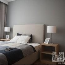 日式简约小户型室内装修设计效果图6