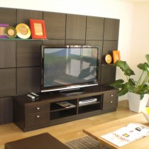 石膏电视背景墙装修图片7