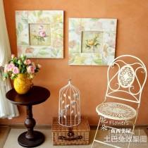 现代简约客厅装饰油画图片6