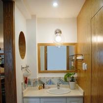 家用卫生间镜前灯效果图片7