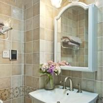 家用卫生间镜前灯效果图片6