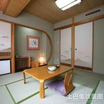 日式房间装修样板间10