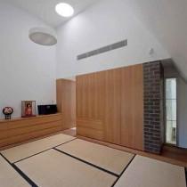日式房间装修样板间9
