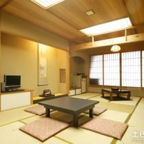 日式房间装修样板间7