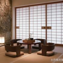 日式房间装修样板间4