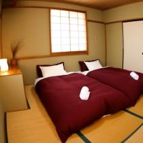 日式房间装修样板间3