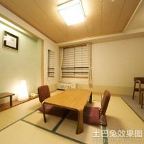 日式房间装修样板间1