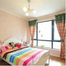 田园风格女孩的房间设计图 (10 张图)图片
