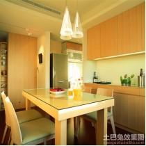 实木装修风格三室两厅客厅效果图7