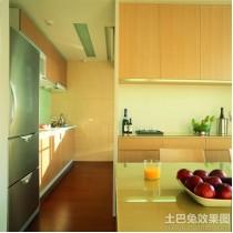实木装修风格三室两厅客厅效果图6