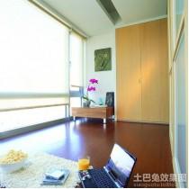 实木装修风格三室两厅客厅效果图5