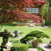日式庭院景观设计15