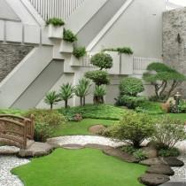 日式庭院景观设计11