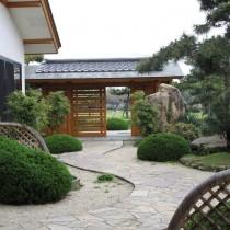 日式庭院景观设计5