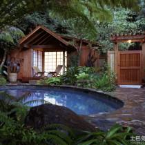 日式庭院景观设计1