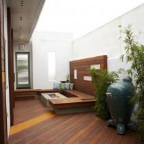 家庭装修下沉式庭院图片12
