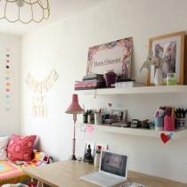 北欧风格二居卧室装修效果图片6