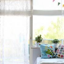 北欧风格二居卧室装修效果图片3
