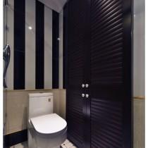 老上海风格二居室内装修效果图10