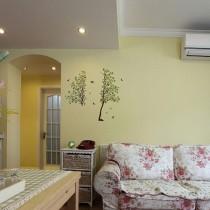 田园风格30平米小户型室内装修效果图大全13
